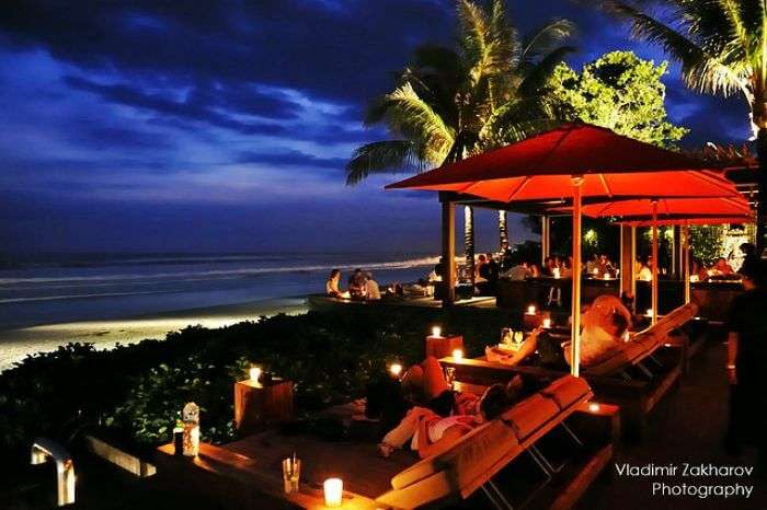 Ku De Ta in Seminyak is one of the best beach clubs in Bali