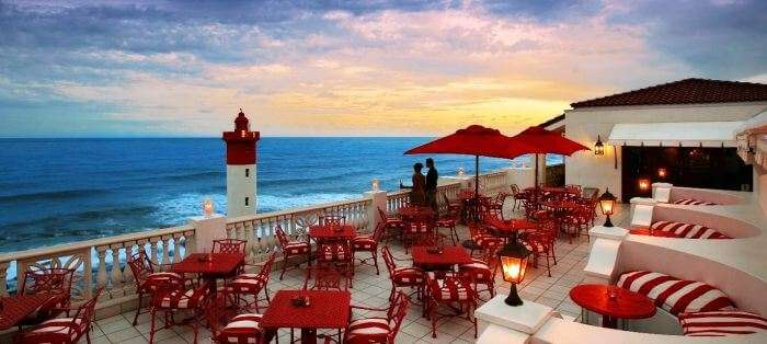 Lighthouse Bar in Durban