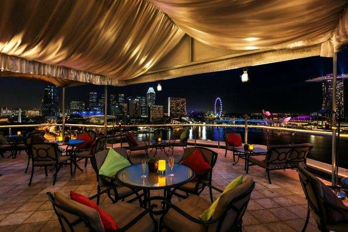 Lighthouse Restaurant in Singapore