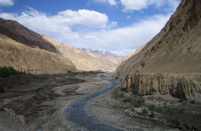 Markha Valley View