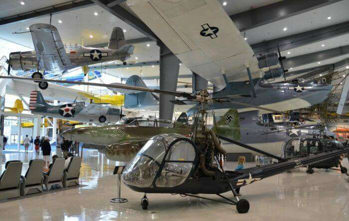 Naval Aviation Museum in Vasco Da Gama