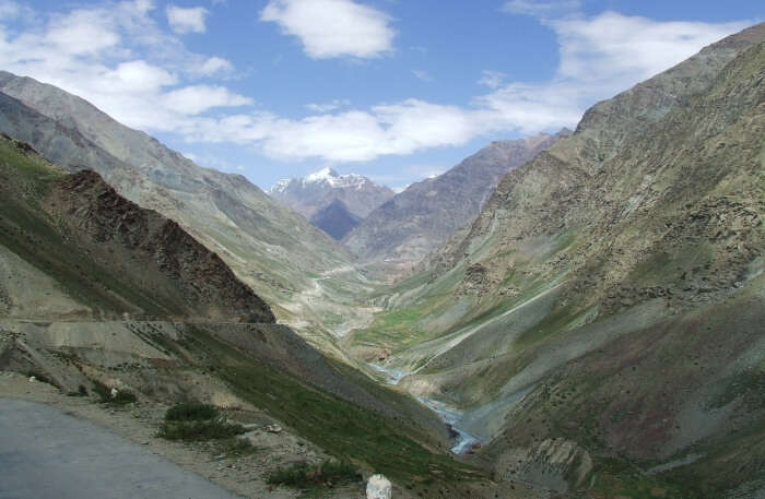 Padum To Darcha Trek