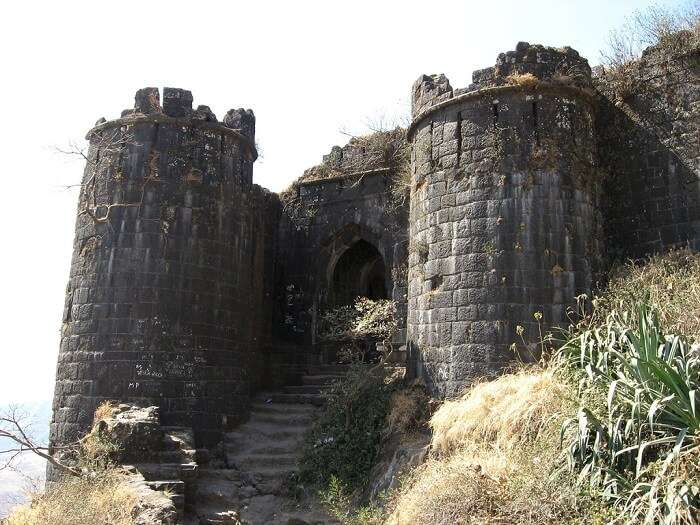 Sinhgad fort in Pune