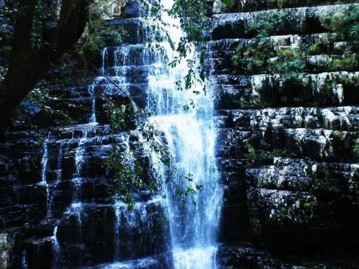 Talakona Waterfalls at Sri Venkateswara National Park