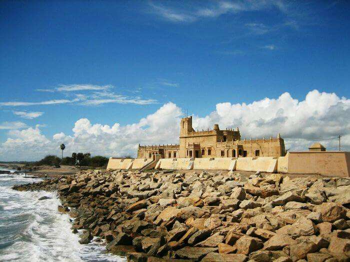 Tranquebar is a quick and quiet getaway from Chennai