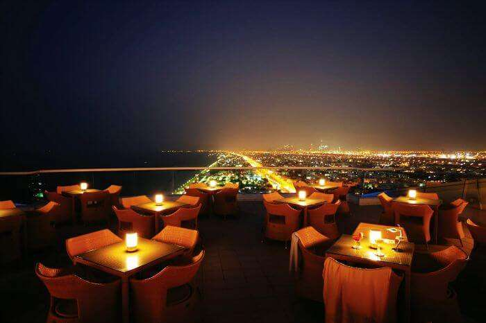 Uptown Bar in Dubai