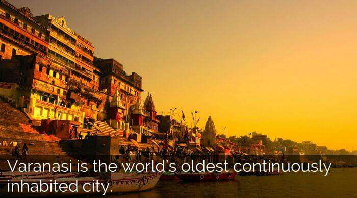 Oldest city in the world