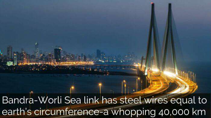 Bandra worlie sea link