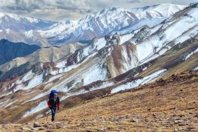 Astounding Treks In Ladakh