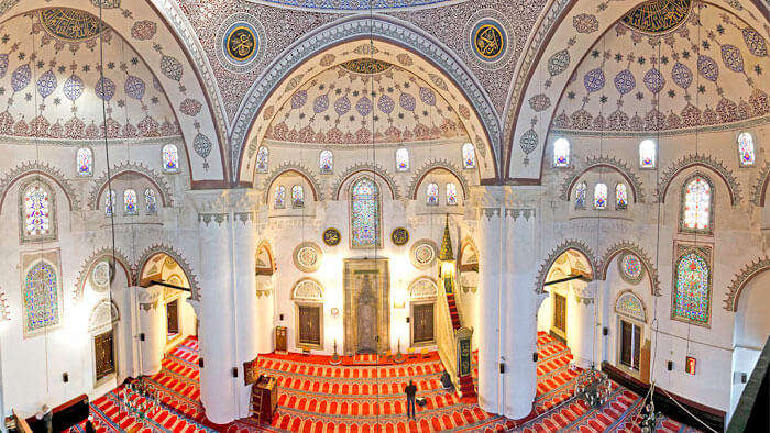 Ayasofya Hurrem Sultan Hamam in Istanbul