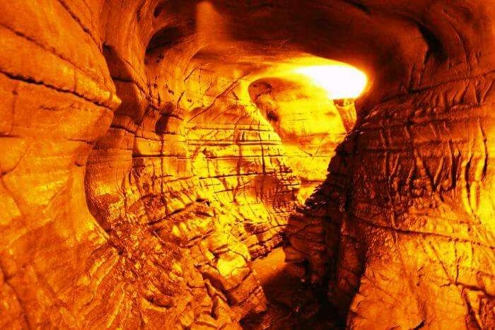 Mesmerising Belum Caves