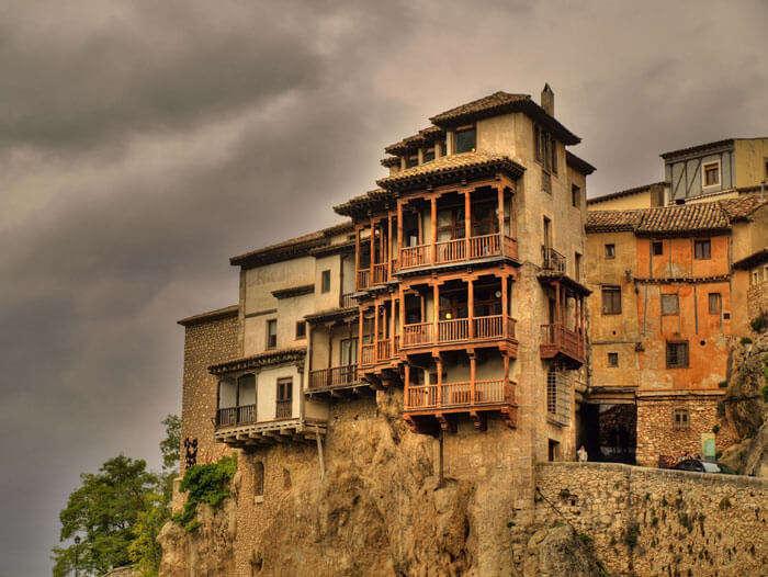 Historical Casas Colgadas