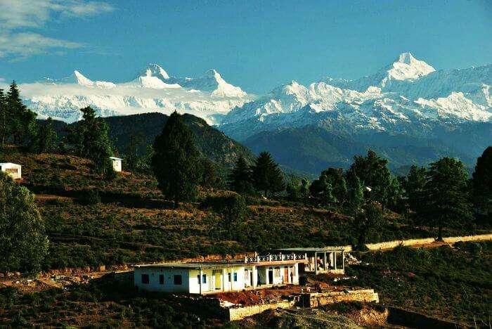 Chaukori in Uttarakhand