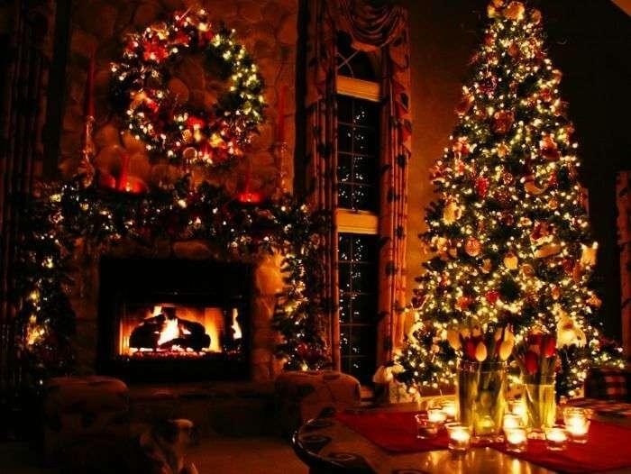 Christmas celebration on Goa