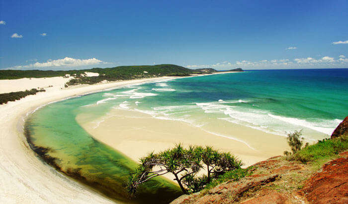 The Sand paradise of Fraser Island