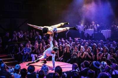 A performance during Fringe World Fest