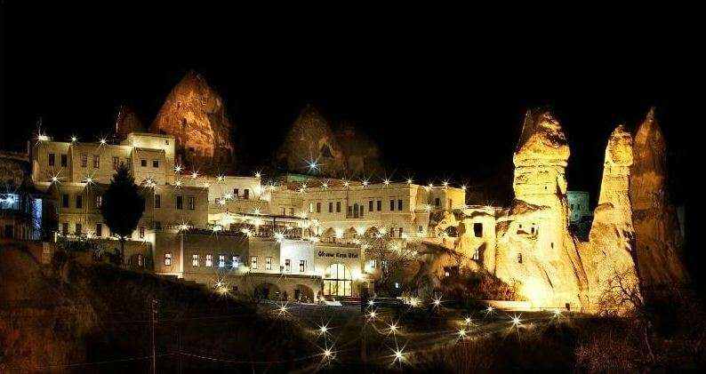 Goreme Kaya Hotel – Best resort in Turkey which defines an experience of a lifetime