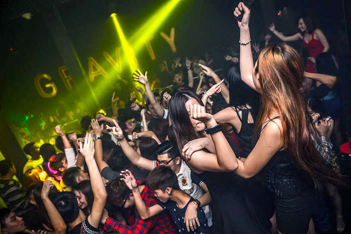 Gravity Club – The best club in Malaysia