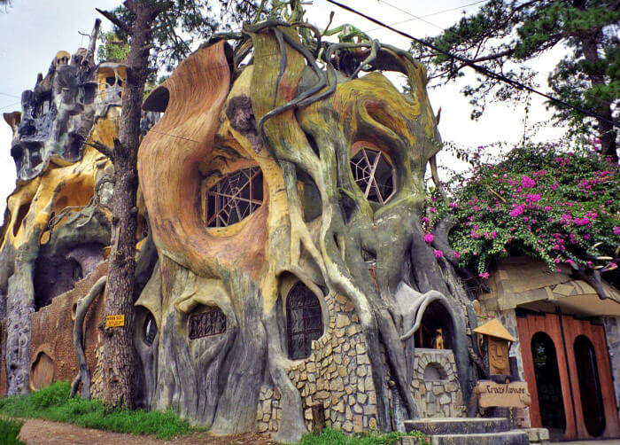 The crazy designs of Hang Nga Guesthouse in Vietnam