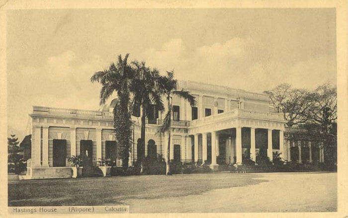 Hastings is among eerie haunted houses in Kolkata