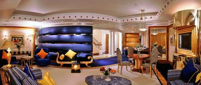 Hotels in Dubai are world-best in terms of extravagance