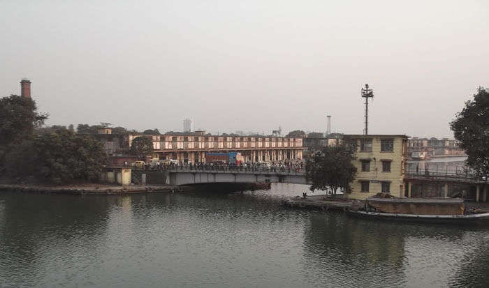 Kolkata Dock at Kidderpore is among top haunted places in kolkata