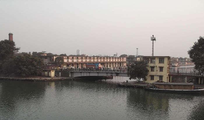 Kolkata Dock at Kidderpore is among top haunted places in kolkata