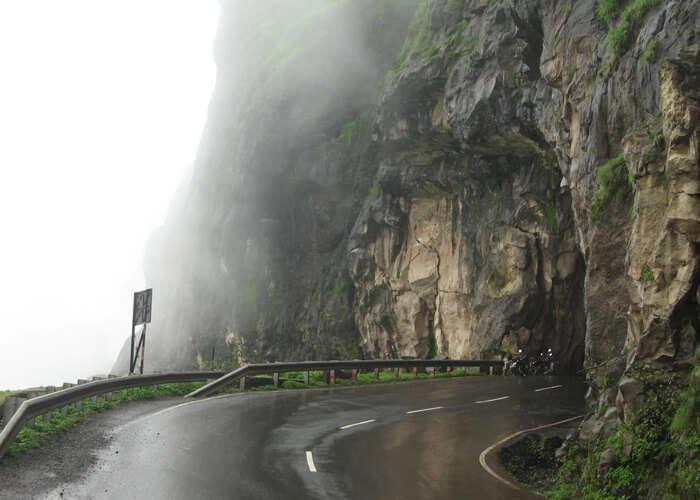 Road trip from Mumbai to Malshej Ghat during monsoons