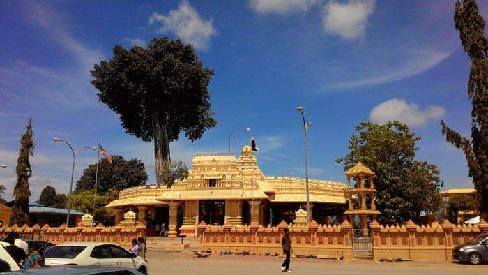 A glimpse of Maran Murugan Temple – the best among the famous religious places to visit in Malaysia
