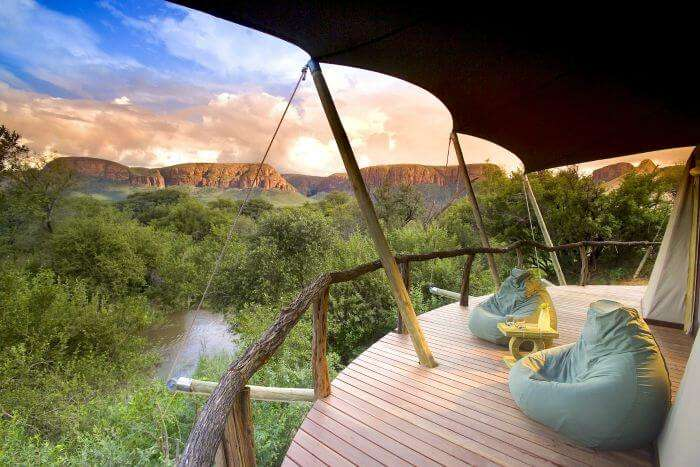 Marataba Safari Lodge in South Africa – In the middle of wilderness
