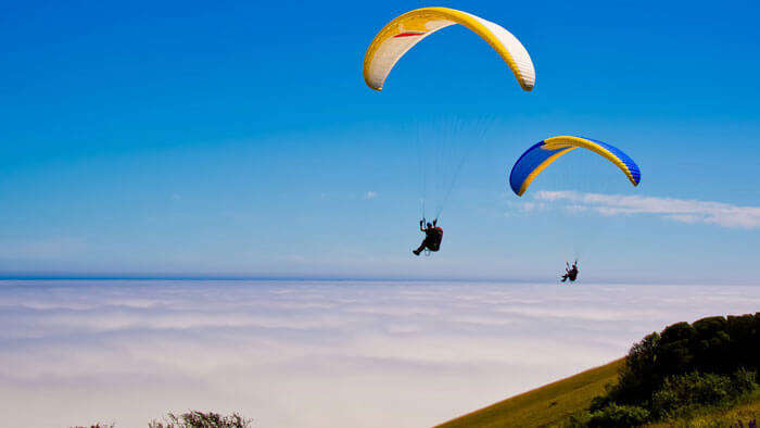 For those looking for paragliding in Pune, Kamshet is the place to be