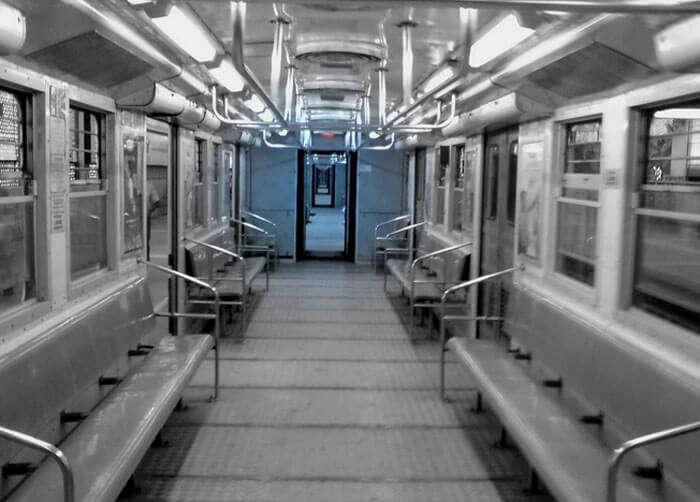 The haunted station of Rabindra Sarobar at Mudiali