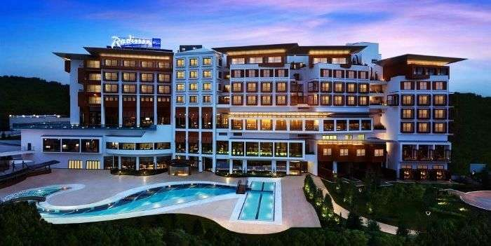 Radisson Blu Hotel & Spa – One of the best holiday resorts in Turkey
