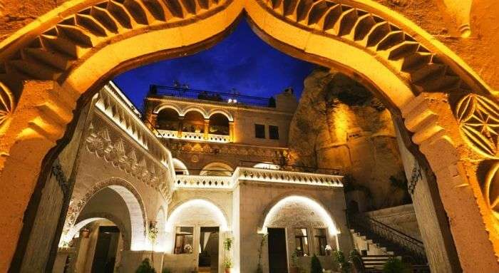 Roma Cave Suites – One of the best resorts in Turkey