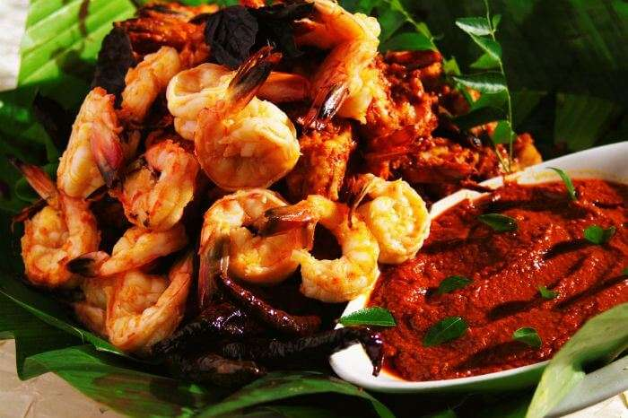 Delectable Goan seafood on display at Goa food & Cultural festival