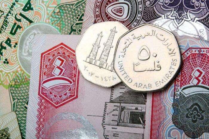 Tax-free salary in Dubai.