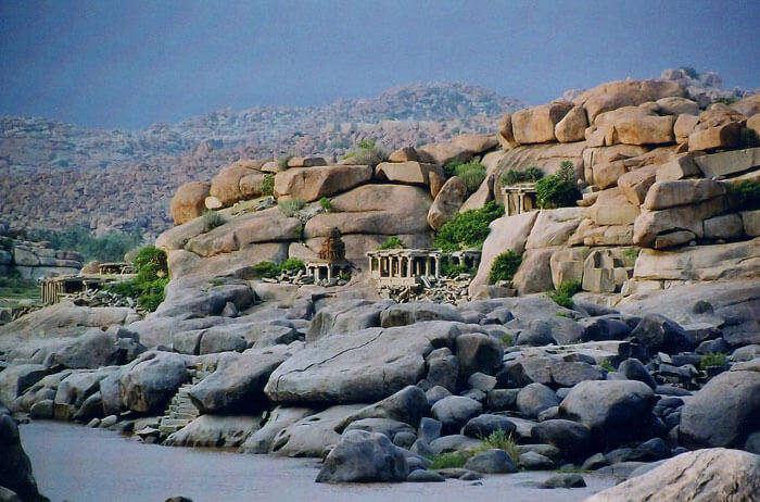 Vijayanagara in Karnataka – The ruins of a prominent empire