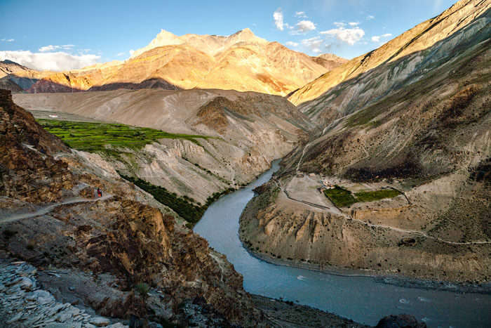 Zanskar-Valley-in-Jammu-and-Kashmir-region