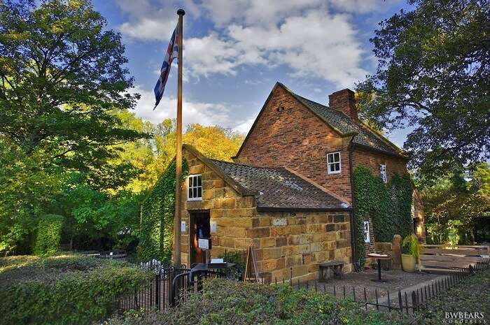 The rustic charm of Captain Cook's Cottage makes it a must place to visit in Melbourne