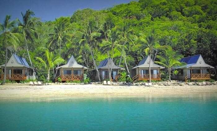 Palm Bay Resort by the beach