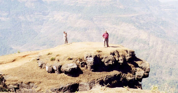 Porcupine Point at Matheran