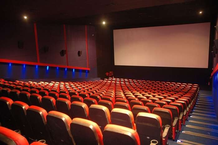 TIPA has auditoriums as good as this to provide an unmatched audio visual experience