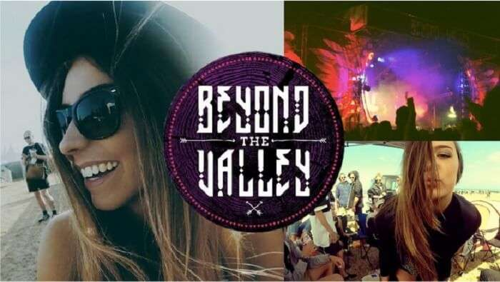 Official poster of Beyond The Valley Festival