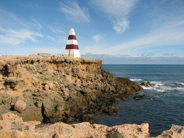 The quite remarkable Cape Dombey in South Australia
