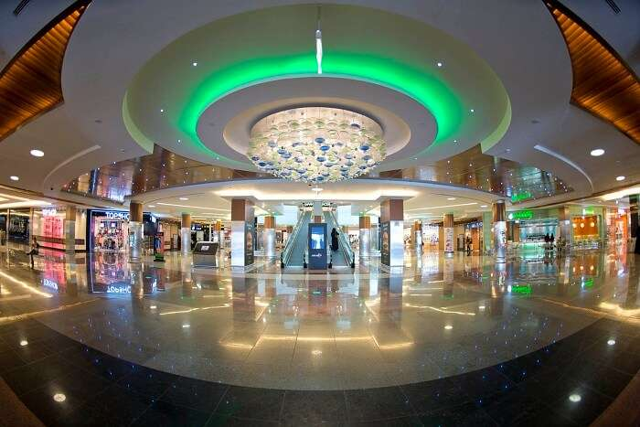 Dalma Mall houses fun and adventure amenities under one roof
