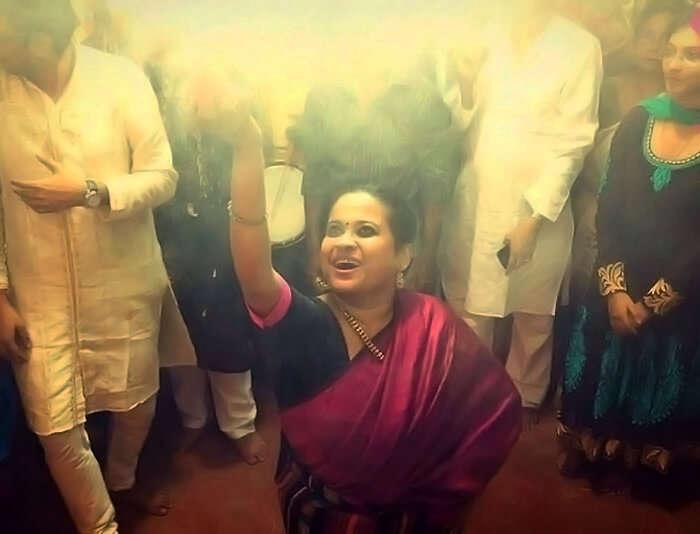 Durga Puja in Kolkata is a time of fun and frolic