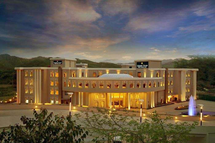 Golden Tulip is one of the best resorts near Chandigarh
