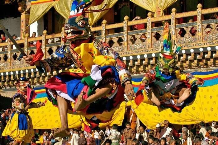 Haa Summer Festival is one of the modern festivals in Bhutan