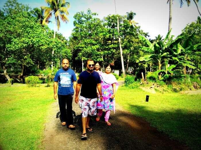 A walk on Kerala's natural green carpet
