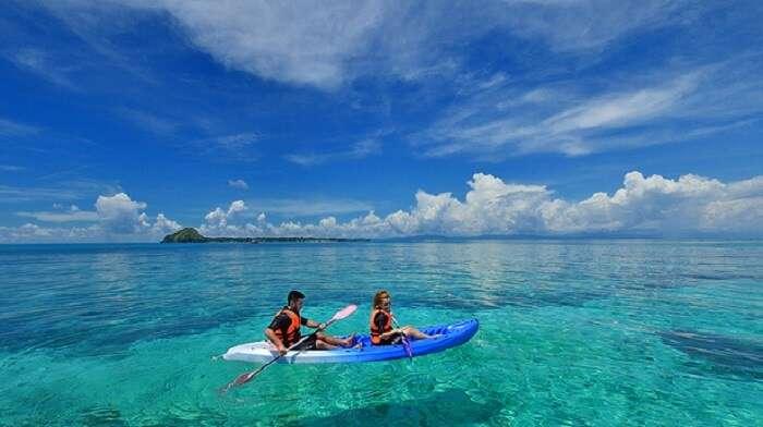 Mantanani Island Beach is simply the best beach in Malaysia